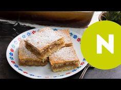 Szabolcsi olcsó almás porlós - Almás pite 8. recept képpel. Hozzávalók és az elkészítés részletes leírása. A szabolcsi olcsó almás porlós - almás pite 8. elkészítési ideje: 75 perc Cornbread, Quiche, Banana Bread, French Toast, Breakfast, Ethnic Recipes, Food, Youtube, Millet Bread