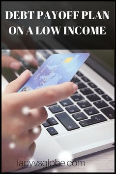 Debt payoff plan while on a low income.Easy to follow with proven great results. Begin your journey to financial freedom with this debt payoff strategy