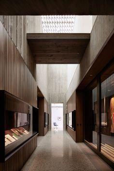 Clyfford Still Museum, Allied Works Architecture
