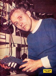 Alex Young, Everton 1967