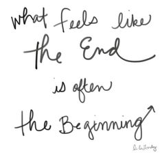 New Year, new beginn