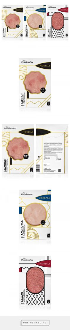 This Take on Cold Cut Packaging is Fresh and Modern — The Dieline | Packaging & Branding Design & Innovation News - created via https://pinthemall.net