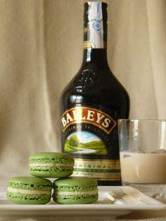 Macarons de Baileys