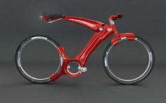 Hubless bicycle designs for a smooth and elegant ride | Designbuzz : Design ideas and concepts