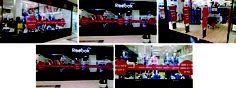 Positivação lojas da Reebok