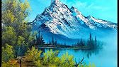 Paint with Kevin Hill - Unedited Mountain Sunrise - YouTube