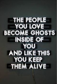 The People You Love
