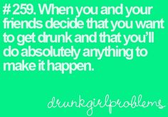 This has happened a time or two.(;