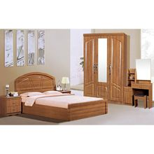 High Quality Modern Mdf Home Furniture Set Particle Board Bedroom