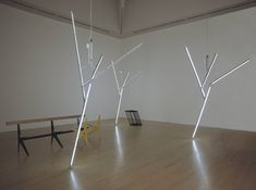 Martin Boyce - Our Love is like the Flowers, the Rain, the Sea and the Hours