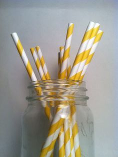 Straws for the kids parties