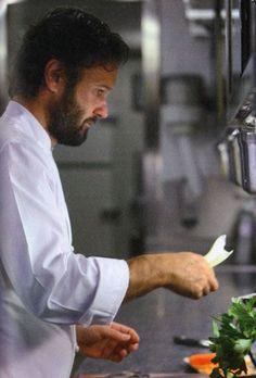 Chef Carlo Cracco, Milan