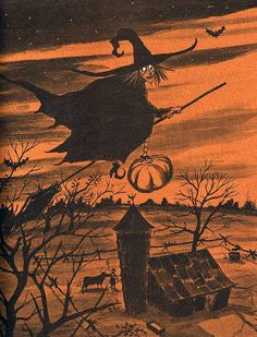 The Farmer and the Witch by Ida Delage