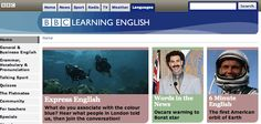 You just need a computer with internet access, then visit some English learning websites and teach yourself without paying any money. English Words, English Grammar, Bbc Home, Learning English Online, Learning Websites, English House, Learn English, Quizzes, Vocabulary