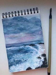 Imagen de art, sea, and blue