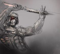 Raiden|Metal Gear Rising|Metal Gear Solid