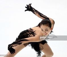 Mao Asada competes in the Ladies' Singles Short Program during day three of the 85th All Japan Figure Skating Championships at Towa Yakuhin RACTAB Dome on December 24, 2016 in Kadoma, Osaka, Japan.