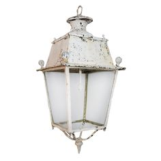Mid 19th C. French Hanging Tole Lantern c.1860-the-decorator-source-309_main_636215504330957397.jpg