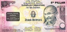 Can we gain 'zero-tolerance' to corruption?   I Paid a Bribe   Uncover the market price of corruption in India