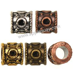 Zinc Alloy Large Hole Beads,Rhinestones Setting,Plated,Cadmium And Lead Free,Various Color For Choice,Approx 10*9.5mm,Hole:Approx 6mm,Sold By Bags,No 003138