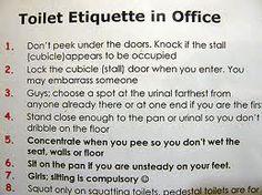 13 Best Office Etiquette images in 2012 | Etiquette