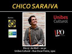 Chico Saraiva na Unibes – Heyevent.com