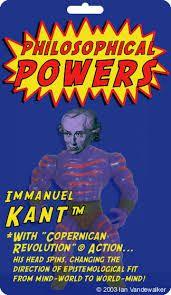 el poder... esta en KANT