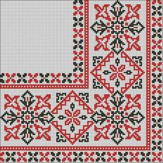 Leather Embroidery Near Me, Diy Abschnitt, Xmas Cross Stitch, Cross Stitch Borders, Modern Cross Stitch, Cross Stitch Flowers, Cross Stitch Designs, Cross Stitching, Cross Stitch Embroidery, Embroidery Patterns, Hand Embroidery