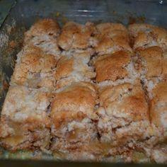 Duncan hines fresh apple cake recipe