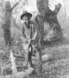 Portrait of Tom Hockett, California, ca.1900 :: California Historical Society Collection, 1860-1960