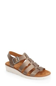 Naturalizer 'Donna' Caged Sandal (Women) available at #Nordstrom