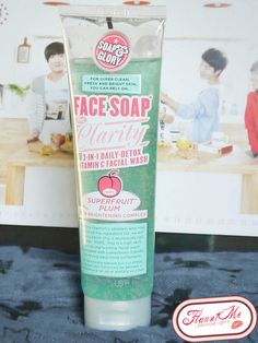 #Face & Clarity 3-In-1 Daily Detox Vitamin C Facial Wash Reviews