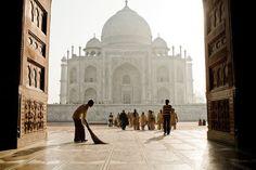 Taj Mahal - Agra, Inde