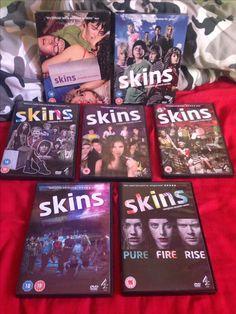 E4 Skins 1-7