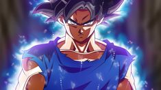 Dragon Ball Super Movie Shows Off New Looks For Goku and Vegeta, Frieza Confirmed Dragon Ball Gt, Fotos Dragon Ball, Son Goku, Goku New Transformation, Goku Limit Breaker, Wallpaper Do Goku, 2017 Wallpaper, Goku Ultra Instinct Wallpaper, Akira