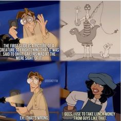 Atlantis- This part was so funny!