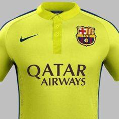 fdbd1ac8217 Los uniformes  camaleónicos  del Barcelona Melhores Amigos