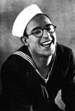 Lloyd in A Sailor-Made Man (1921), his first feature.