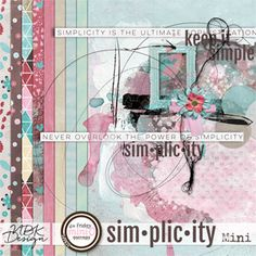 Simplicity {Artsy Bits & Papers}