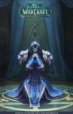 Pray In Lordaeron by Wuya
