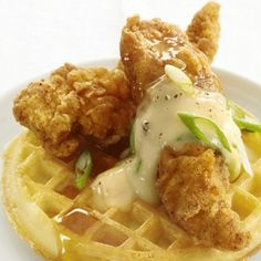 Classic Chicken And Waffles Recipe