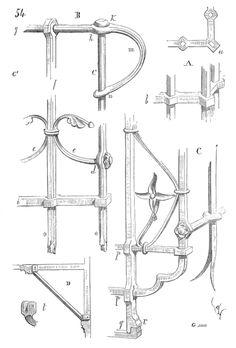 how to draw a blacksmith shop