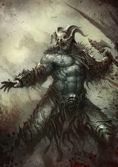Sky axe black face by saryth on dA