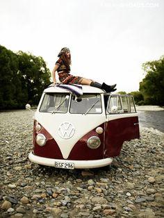 d32d18b527 sarah rhoads Volkswagon Van