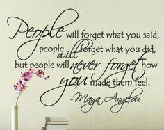 maya angelou nurse quotes - Google Search