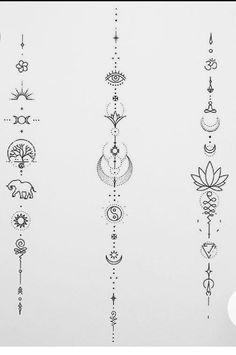 Dainty Tattoos, Dope Tattoos, Girly Tattoos, Dream Tattoos, Symbolic Tattoos, Pretty Tattoos, Mini Tattoos, Body Art Tattoos, Tattos