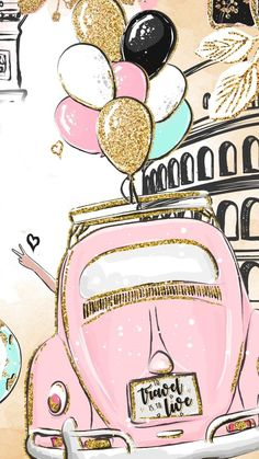 Trendy Ideas For Fashion Art Illustration 2018 Cute Wallpapers, Wallpaper Backgrounds, Vintage Wallpapers, Wallpaper Pictures, Iphone Wallpapers, Illustration Art, Illustrations, Girly, Fashion Art