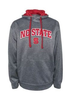 df01ea8a Champion Men's Dominate 2 Nc State Wolfpack Hoodie - Anthracite Nc State -  L Georgia Bulldogs