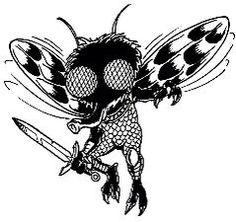 Warrior Fly by David Wong #BrutalRPG