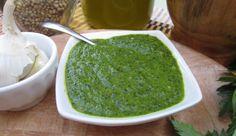 Ricetta salsa mojo verde | sauce recipe